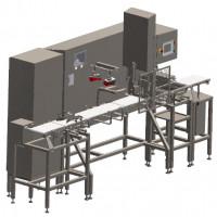 Автомат для нарезки сыра с фиксированным весом